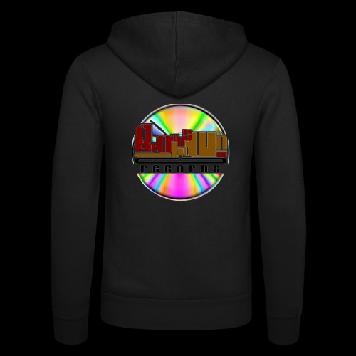 BROWNSTOWN RECORDS - Unisex Hooded Jacket by Bella + Canvas