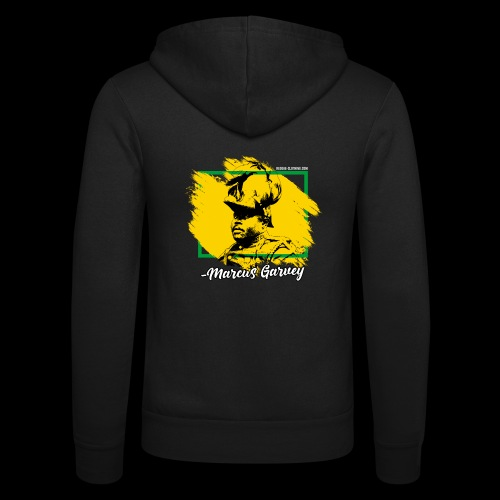 MARCUS GARVEY by Reggae-Clothing.com - Unisex Kapuzenjacke von Bella + Canvas