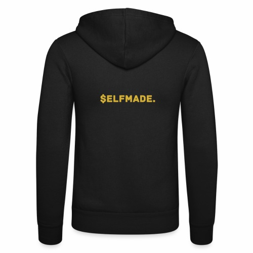Millionaire. X $ elfmade. - Unisex Hooded Jacket by Bella + Canvas