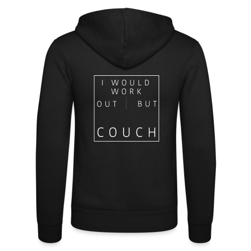 COUCH Collection - Unisex-hettejakke fra Bella + Canvas