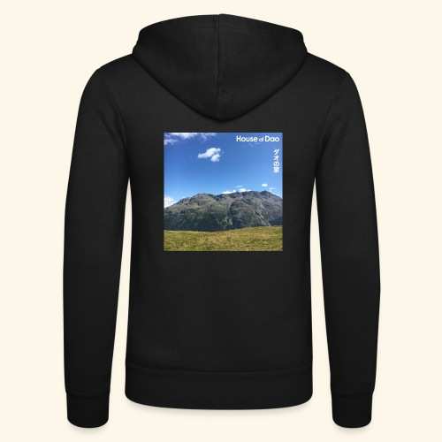 House of Dao - Top of Mountain View - Unisex Kapuzenjacke von Bella + Canvas