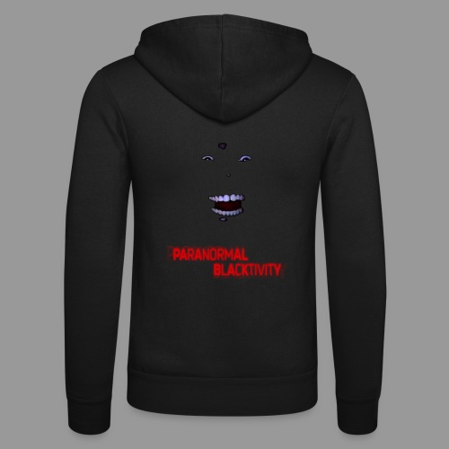 Paranormal Blacktivity - Unisex Kapuzenjacke von Bella + Canvas