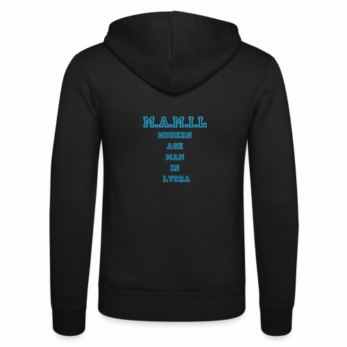 MAMIL - Unisex Hooded Jacket by Bella + Canvas