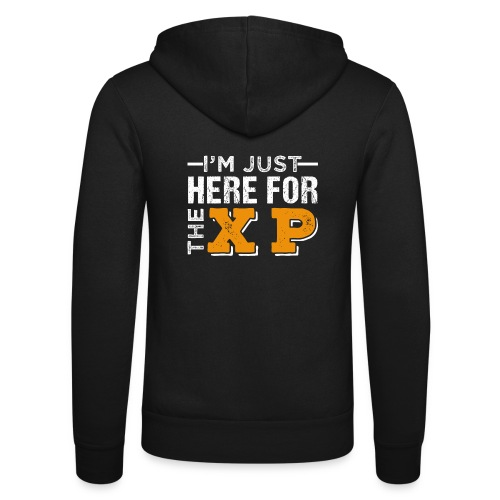 I'm Just Here For The XP | Gaming T-Shirt - Unisex Kapuzenjacke von Bella + Canvas