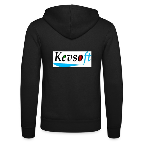 Kevsoft - Unisex Hooded Jacket by Bella + Canvas