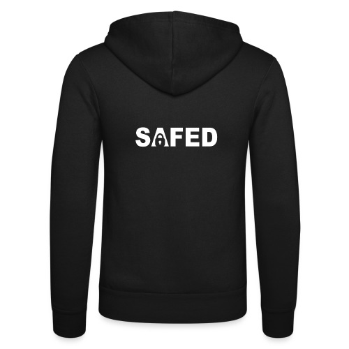 Safed - Unisex Kapuzenjacke von Bella + Canvas