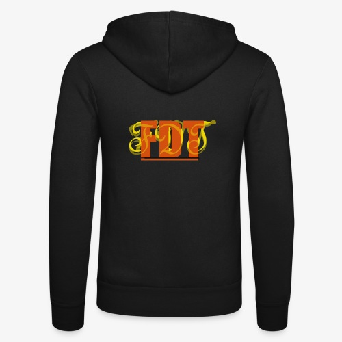 FDT - Unisex Hooded Jacket by Bella + Canvas