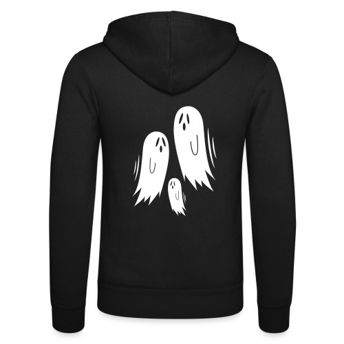 Ghost family - Veste à capuche unisexe Bella + Canvas