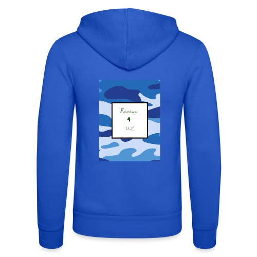 My channel - Unisex Hooded Jacket by Bella + Canvas