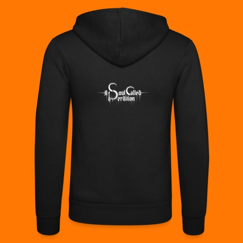 A Soul Called Perdition In Silence -hoodie - Unisex Hooded Jacket by Bella + Canvas