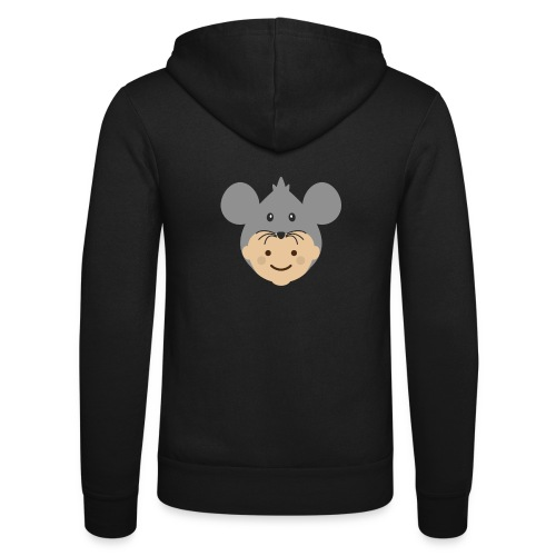 Mr Mousey | Ibbleobble - Unisex Hooded Jacket by Bella + Canvas