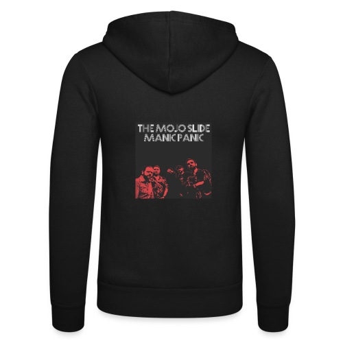 Manic Panic - Design 2 - Unisex Hooded Jacket by Bella + Canvas