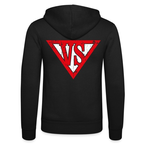 VS - HERO - Unisex Kapuzenjacke von Bella + Canvas