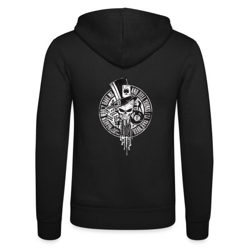 Kabes Heaven & Hell T-Shirt - Unisex Hooded Jacket by Bella + Canvas