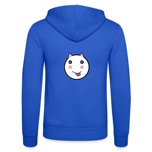 Alf Cat | Alf Da Cat - Unisex Hooded Jacket by Bella + Canvas