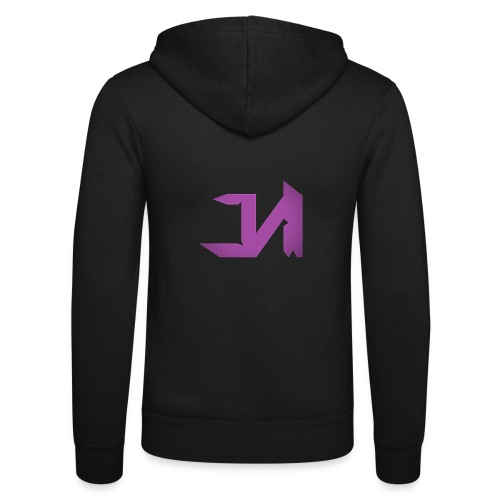 Female J&M Clan T-Shirt - Unisex Hooded Jacket by Bella + Canvas