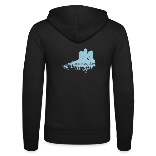 Legend_-_Trim_Castle - Unisex Hooded Jacket by Bella + Canvas