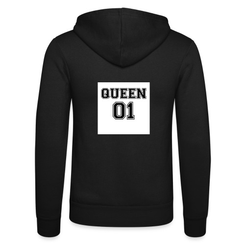 Queen 01 - Veste à capuche unisexe Bella + Canvas