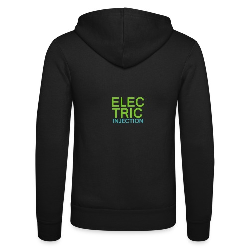 ELECTRIC INJECTION basic - Unisex Kapuzenjacke von Bella + Canvas