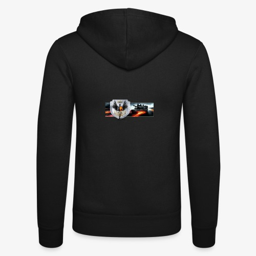 outkastbanner png - Unisex Hooded Jacket by Bella + Canvas