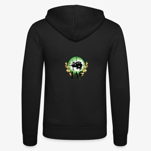 Load Aim Fire Merchandise - Unisex hoodie van Bella + Canvas