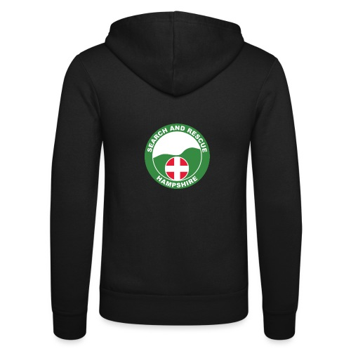 HANTSAR roundel - Unisex Hooded Jacket by Bella + Canvas