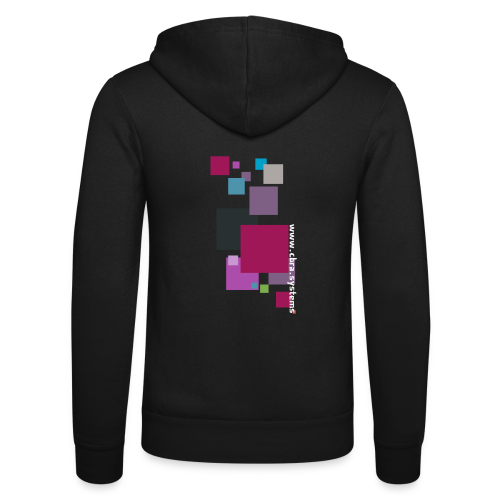 ontwerp t shirt png - Unisex Hooded Jacket by Bella + Canvas