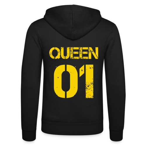Queen - Bluza z kapturem Bella + Canvas typu unisex