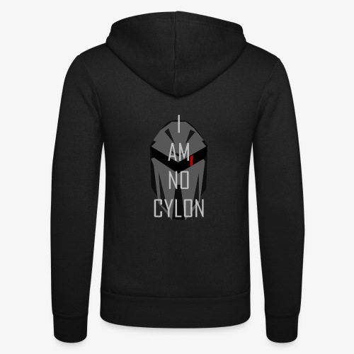 I am not a Cylon - Unisex-hettejakke fra Bella + Canvas