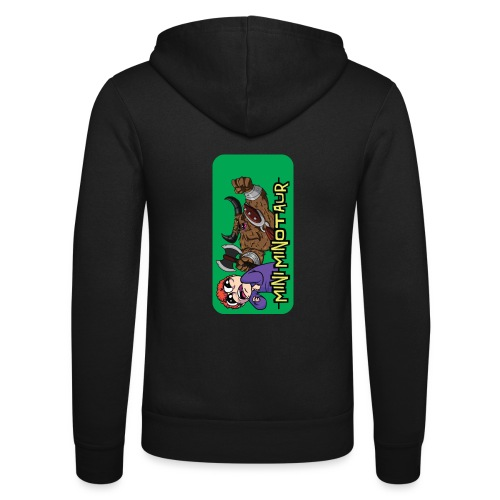 iphone 44s01 - Unisex Hooded Jacket by Bella + Canvas