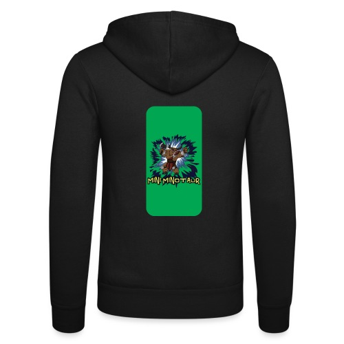 iphone 44s02 - Unisex Hooded Jacket by Bella + Canvas