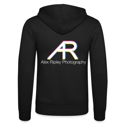 AR Photography - Unisex Hooded Jacket by Bella + Canvas
