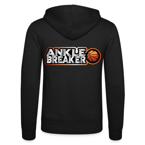 Ankle Breaker for real streetball players - Unisex Hooded Jacket by Bella + Canvas