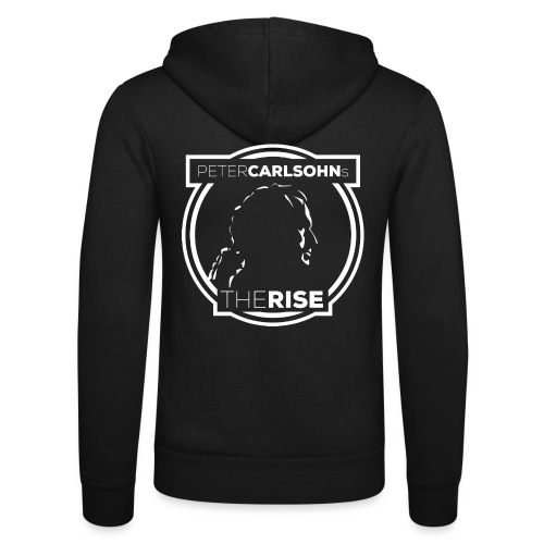 Peter Carlsohn's The Rise - Unisex Hooded Jacket by Bella + Canvas