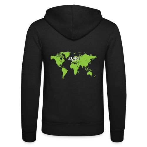 World Z€RO official - Unisex Hooded Jacket by Bella + Canvas