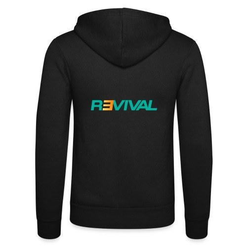 revival - Unisex Hooded Jacket by Bella + Canvas