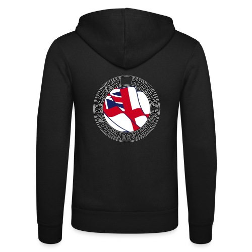 Hands to Harbour Stations (DC) - Unisex Hooded Jacket by Bella + Canvas