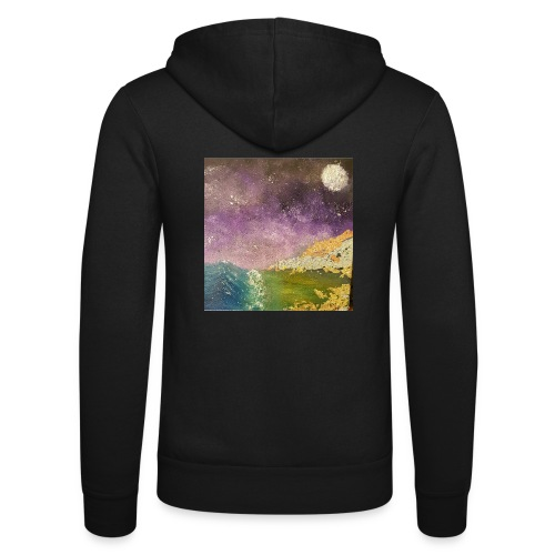 dre 1 - Unisex Hooded Jacket by Bella + Canvas