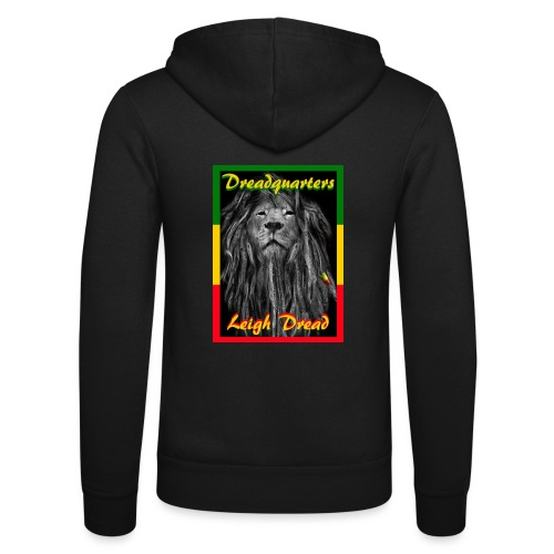 Dreadquarters - Unisex Hooded Jacket by Bella + Canvas