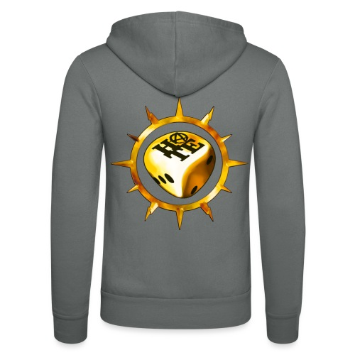 Sigmar HATE - Unisex Hooded Jacket by Bella + Canvas