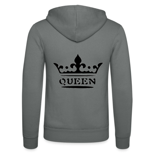 Queen - Unisex Kapuzenjacke von Bella + Canvas