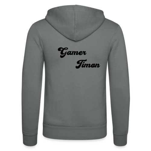 GamerTimon - Unisex Hooded Jacket by Bella + Canvas