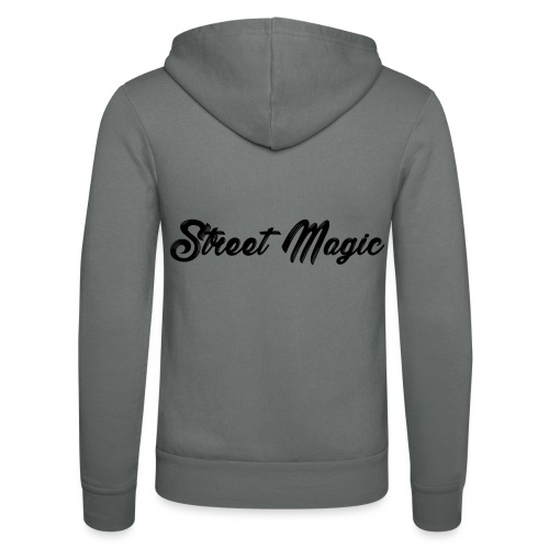 StreetMagic - Unisex Hooded Jacket by Bella + Canvas