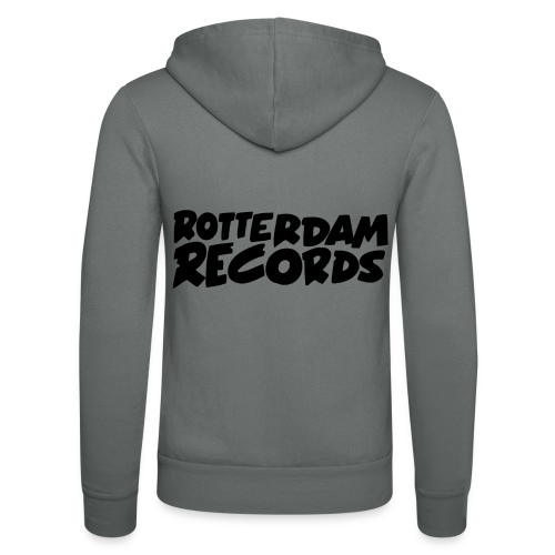 Rotterdam Records - Unisex Hooded Jacket by Bella + Canvas