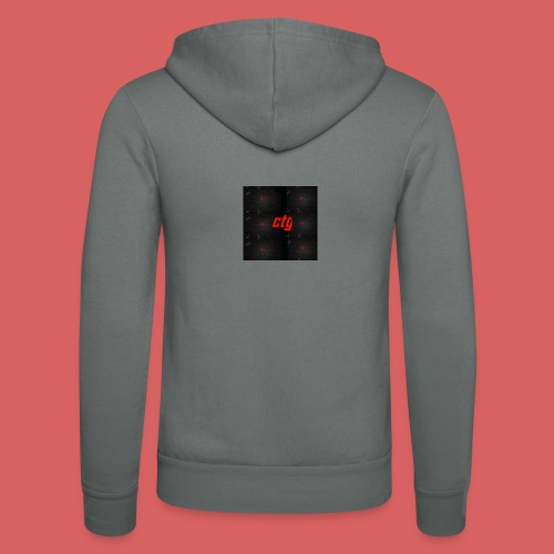 ctg - Unisex Hooded Jacket by Bella + Canvas