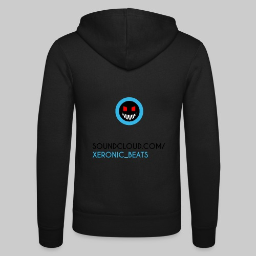 XERONIC LOGO - Unisex Hooded Jacket by Bella + Canvas