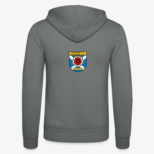 Montrose FC Supporters Club - Unisex Hooded Jacket by Bella + Canvas