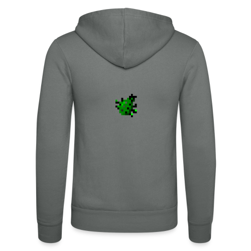 BUG2 png - Unisex Hooded Jacket by Bella + Canvas