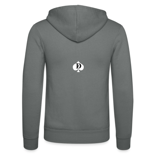 TRAINING SWEATER DEL LUOGO - Unisex Hooded Jacket by Bella + Canvas