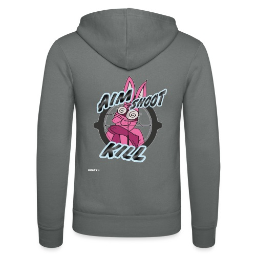 Battle Royale Chicken Dinner Shooter Geschenk - Unisex Kapuzenjacke von Bella + Canvas